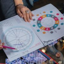 Cum interpretezi Astrograma natală: Secretele Cerului atunci când te-ai născut