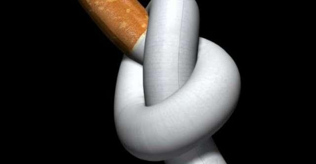 Mai - Luna renuntarii la fumat
