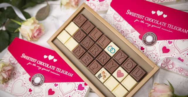 Ruby, ciocolata din boabe roz de cacao, noua senzație de la Chocolissimo