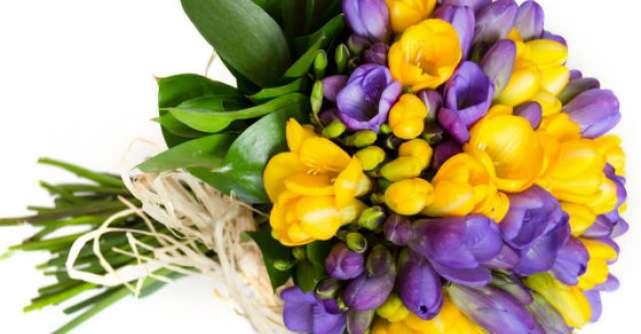 Florariamobila.ro livreaza surprize parfumate in timp record!
