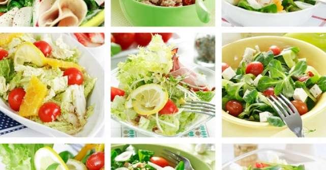 2 retete DELICIOASE pentru dressinguri de salate