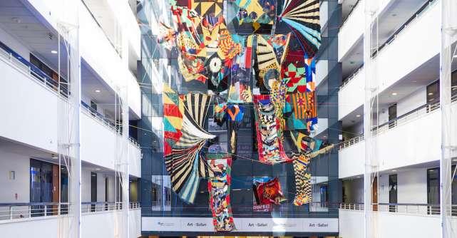 Art Safari București se prelungește până duminică, 27 septembrie