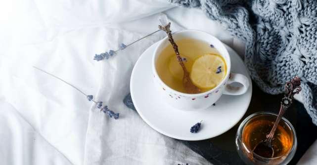 A venit iarna. Care sunt ceaiurile care alungă frigul extrem de rapid şi ne protejează sănătatea