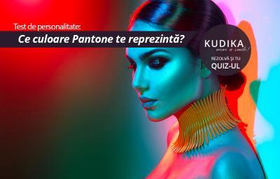 Test de personalitate: Ce culoare Pantone te reprezinta?