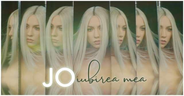 JO lansează Iubirea mea, unul dintre cele mai emoționante single-uri din cariera artistei