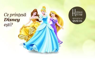 Ce printesa Disney esti?
