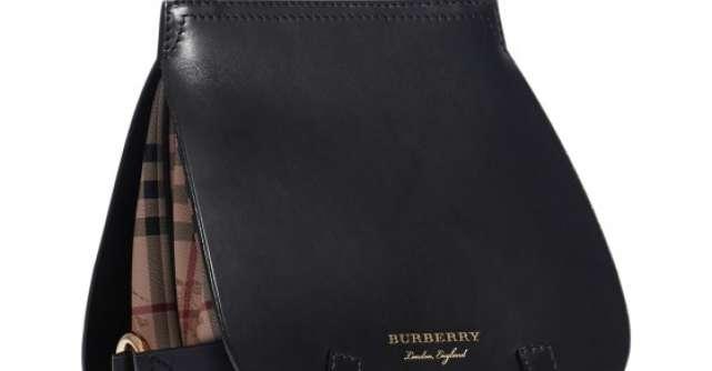 Burberry prezinta The Bridle - noul design de geanta al brandului