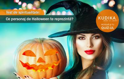 Test de spiritualitate: Ce personaj de Halloween te reprezinta?