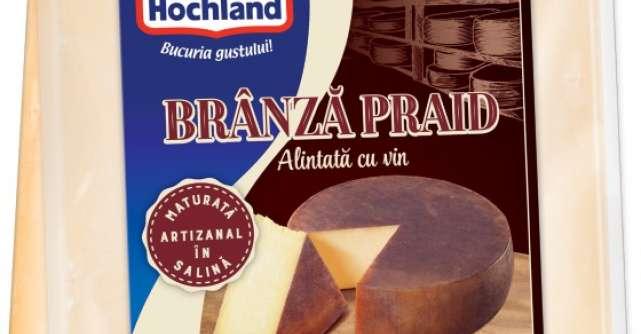 Branza Praid, o reteta nobila cu gust rafinat, perfecta pentru momente speciale