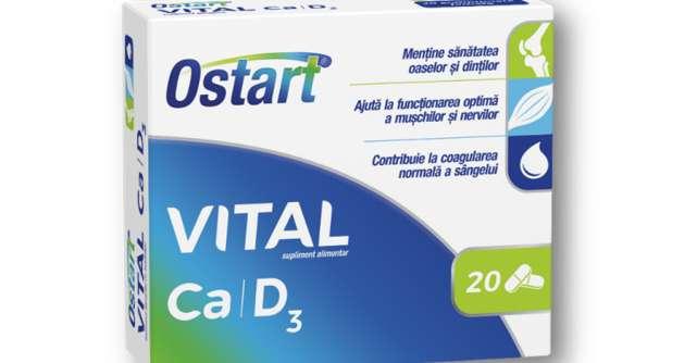 Start vitalitate cu gama Ostart Vital