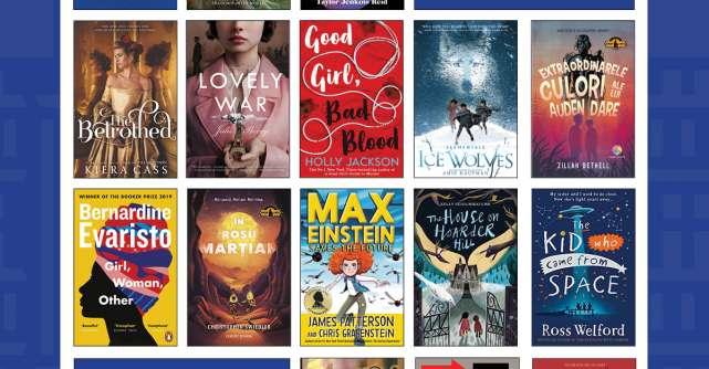 Cele mai așteptate 21 de cărți pentru 2021