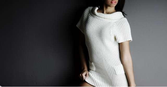 Rochii tricotate pentru tinute WOW