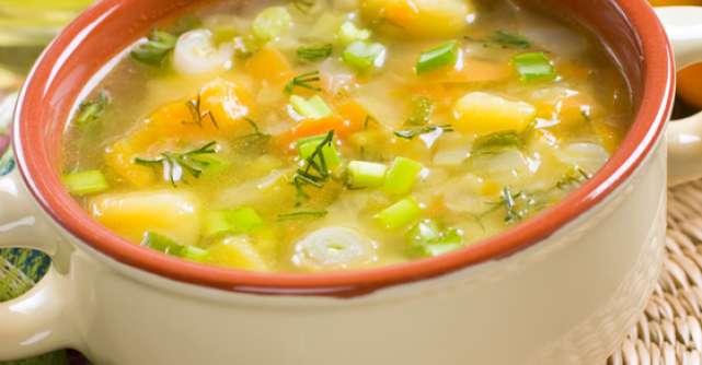 Supa lui HIPOCRATE: indicata pentru detoxifiere, cancer si alte boli grave