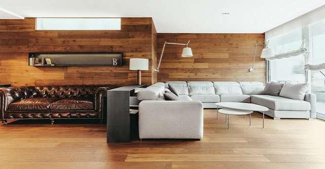 Apartamentul AB: echilibru intre simplitate si modern