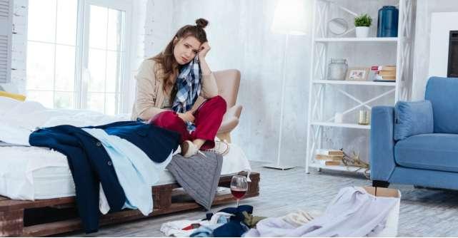 Cum îți afectează depresia alegerile vestimentare