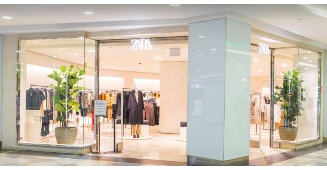 Primul magazin ZARA din România se redeschide și aduce, în premieră, noua imagine globală a brandului