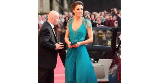 Kate Middleton a dezvaluit cand va naste