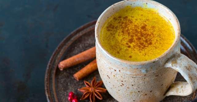 Ceaiul de turmeric: beneficii pentru corpul tau