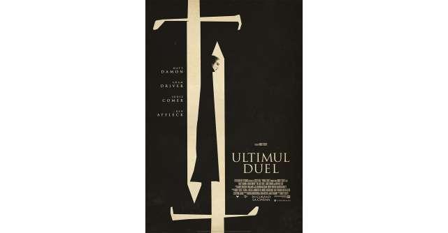 Matt Damon și Ben Affleck se reunesc în primul traileral fimului The Last Duel