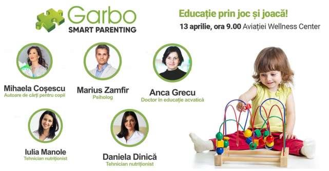 Smart Parenting: Joaca, cea mai potrivita metoda de educare a copiilor prescolari