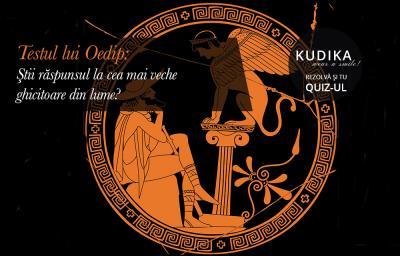 Testul lui Oedip: Stii raspunsul la cea mai veche ghicitoare din lume?