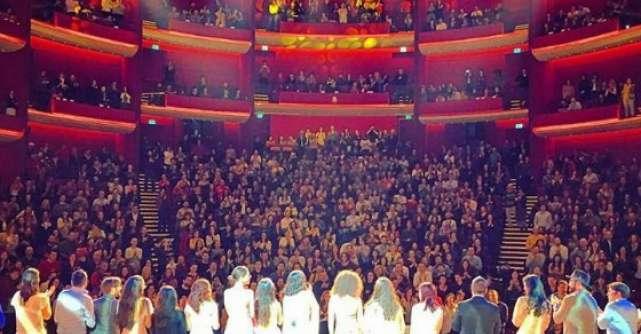 Concertul Alexandra Usurelu simfonic #PUR, triumf pe scena Teatrului National din Bucuresti!