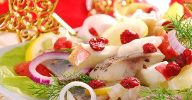 3 Salate DIETETICE care scad COLESTEROLUL de Sarbatori