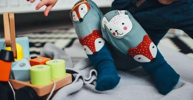Dezvoltarea echilibrului bebelușului - 10 idei de jocuri și activități