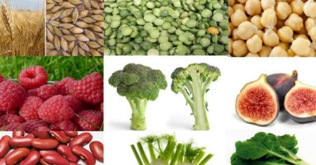 Cateva lucruri despre alimentatia echilibrata