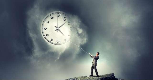 Parerea lui Radu: 'Timpul e ceva ce pierdem cu entuziasm'