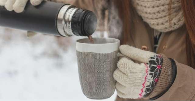 Termosuri pentru bauturi calde pe timp de iarna
