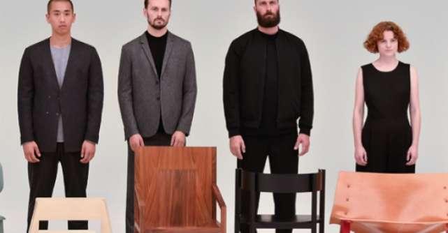 COS x MUSICAL CHAIRS: 6 designeri, 5 scaune