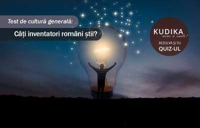 Test de cultura generala: Cati inventatori romani stii?