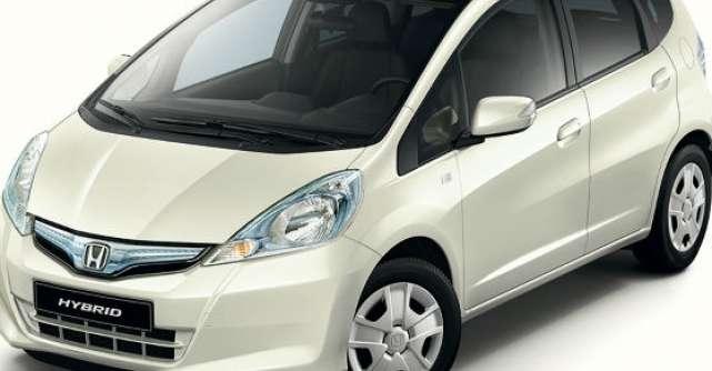 Honda Jazz Hybrid, spatios si confortabil
