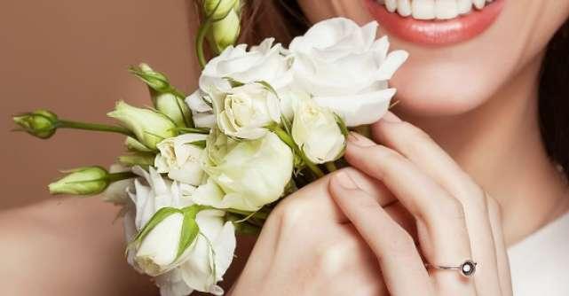 5 trucuri care iti asigura un zambet minunat in ziua nuntii