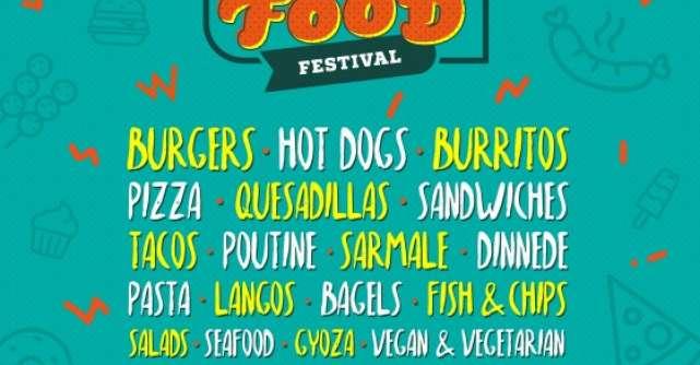 Bucharest Street Food Festival, pe harta celor mai importante evenimente dedicate street foodului