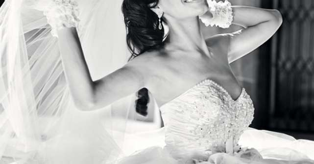 Cele mai noi tendinte pentru rochiile de mireasa ale anului 2015
