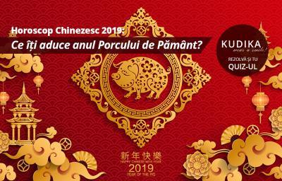 Horoscop Chinezesc 2019: Ce iti aduce anul Porcului de Pamant?