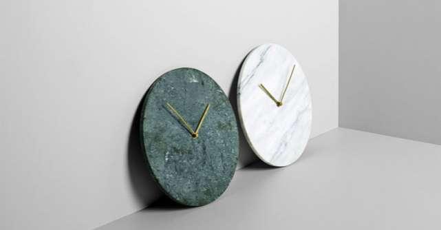 Ceasuri de perete moderne, pe care TREBUIE sa le ai