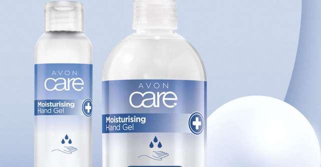 AVON lansează o gamă de geluri pentru igienizarea mâinilor