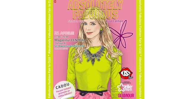 Absolutely Fabulous Fashion Fair goes west