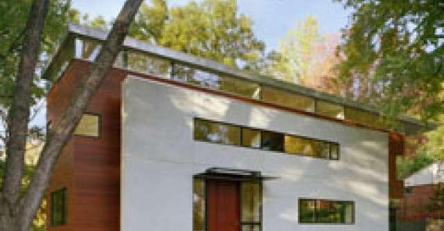 Locuinte de vis: Casa Matryoshka
