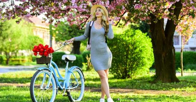 Plimbarea pe bicicletă – Top 3 beneficii pentru trup și suflet
