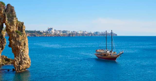 7 atracții turistice de top în Antalya