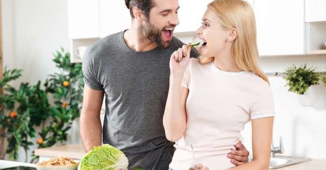 Nutritie din dragoste: Alimente bune pentru barbati