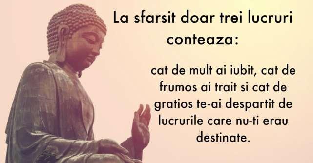 20 de lectii de viata esentiale oferite de Buddha, cel mai calm om de pe pamant