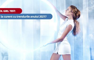 Cool girl test: Esti la curent cu trendurile anului 2021?