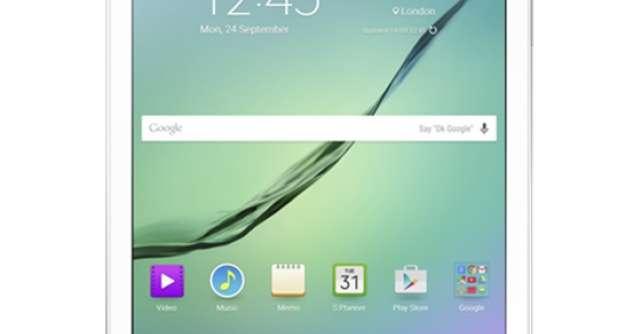 Samsung a lansat Galaxy Tab S2, tableta ideala pentru consumul de continut digital