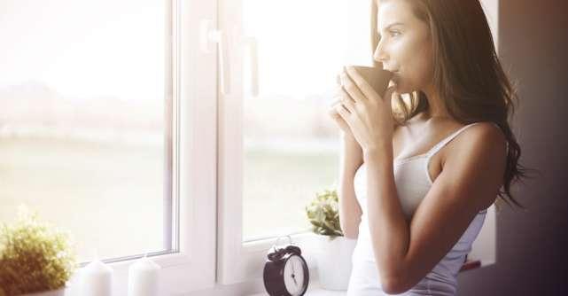 Patru decizii pe care să le iei în fiecare dimineață