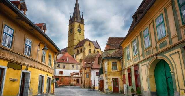 Turist în țara mea  Sibiu, un oraș cu suflet